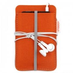 RedMaloo orange portocaliu | Husa ipod/iPhone