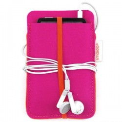 RedMaloo  roz | Husa ipod/iPhone