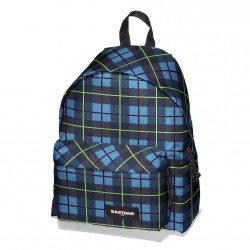 EASTPAK PADDED PAK'R Unichecks Blue | Rucsac